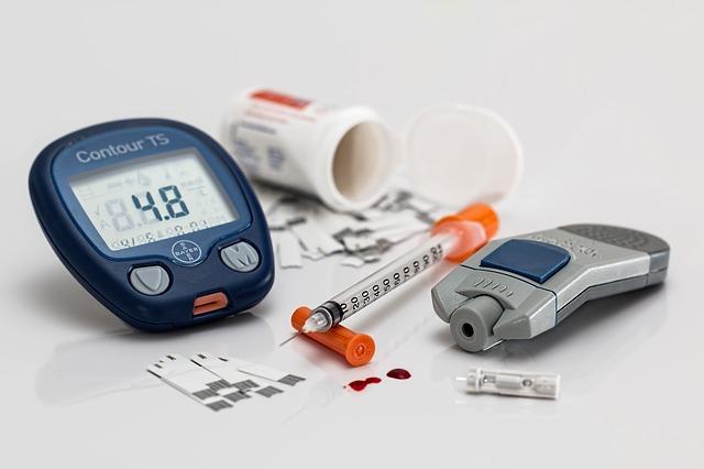 potřeby při cukrovce