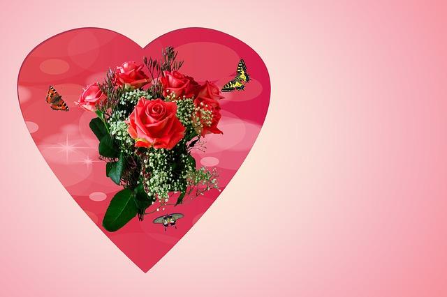 květina z lásky