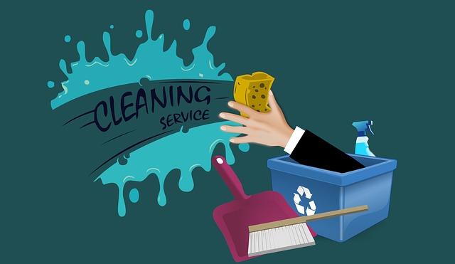 čistící služby