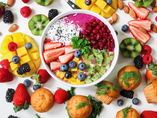 ovoce zdravé